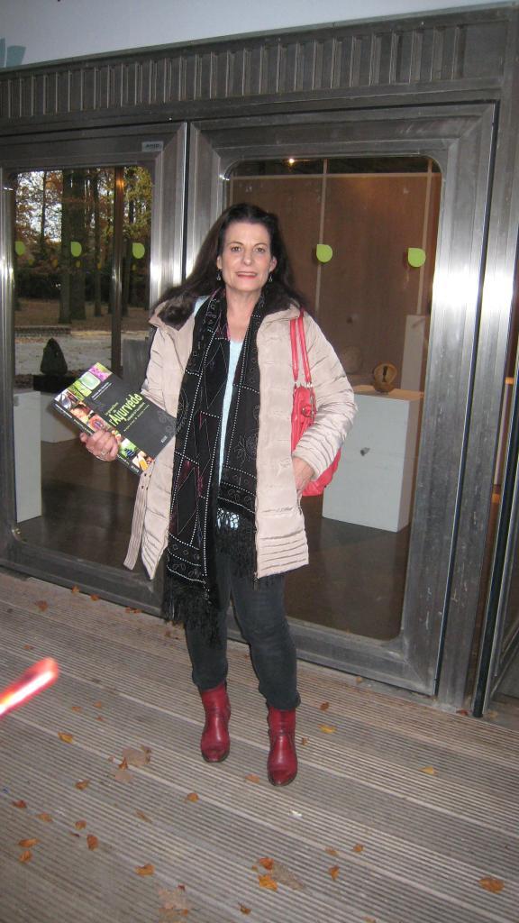 Christine à l'espace City'Zen 19 nov 2016