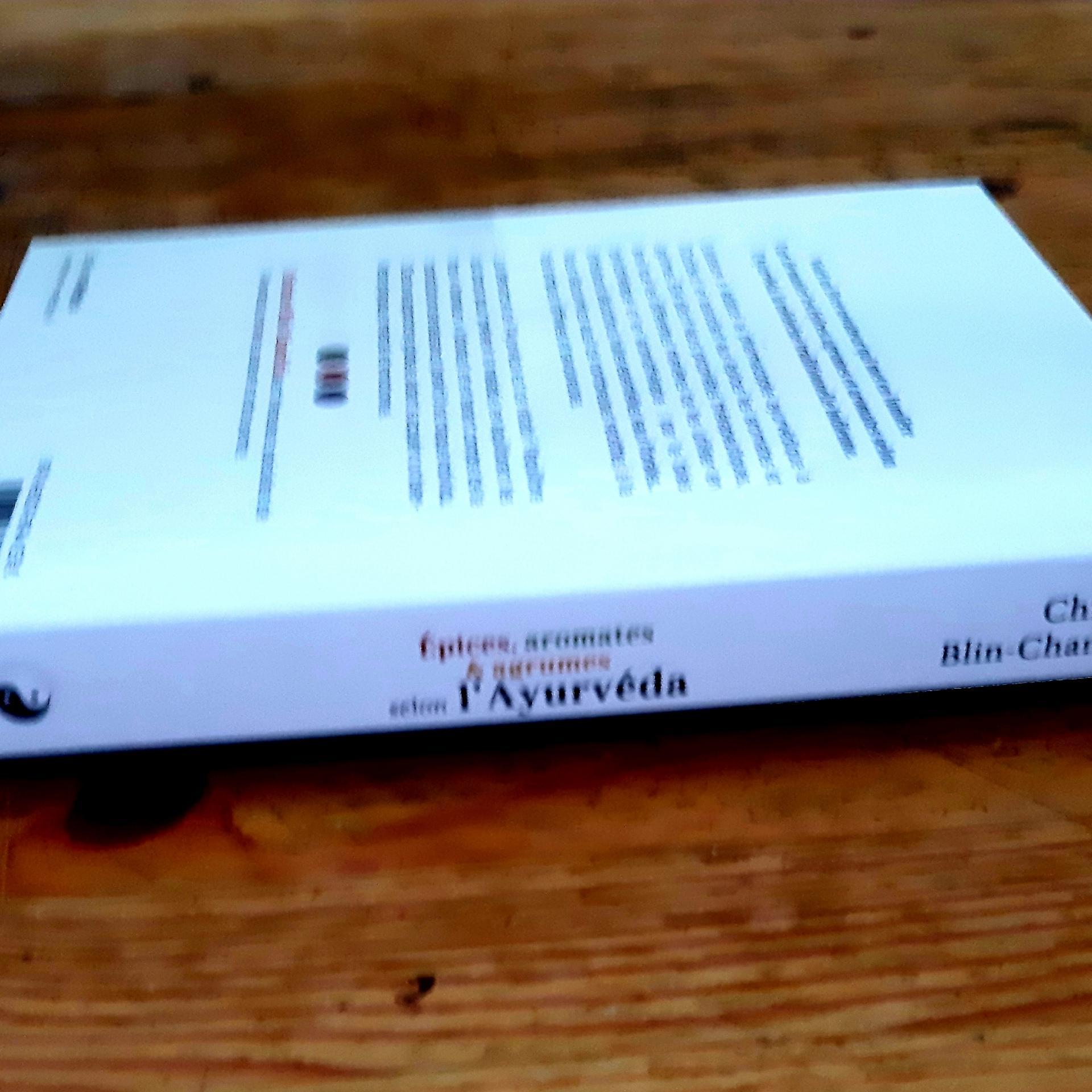 Cote de mon livre