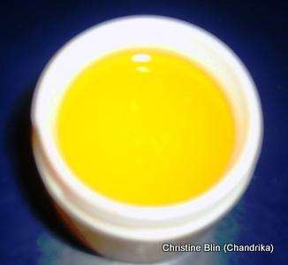 Le ghee - Christine Blin (Chandrika)